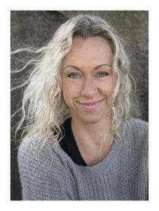 Linda Ahlgren, porträtt